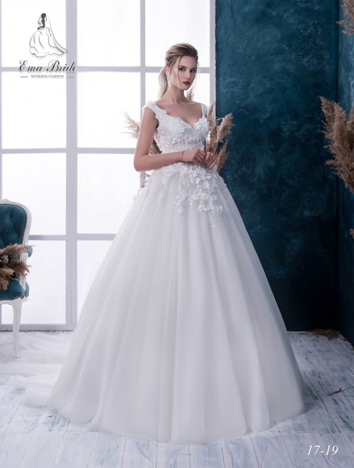 Wedding dress 17-19 wholesale