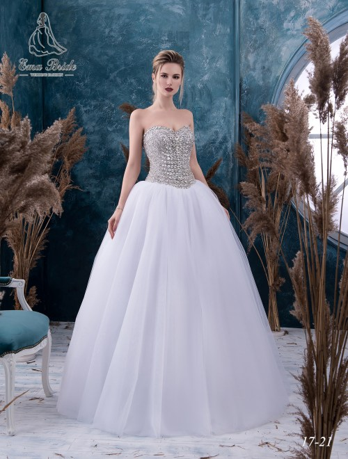 Wedding dress 17-21 wholesale