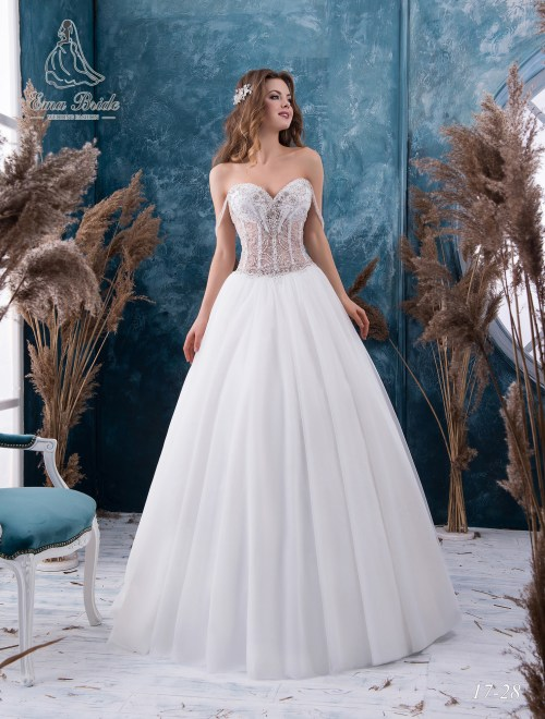 Wedding dress 17-28 wholesale