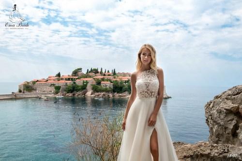 Восхитительные модели новой коллекции свадебных платьев