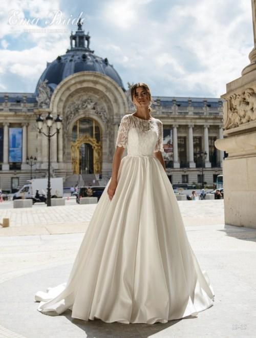 Свадебные платья с пышной юбкой оптом