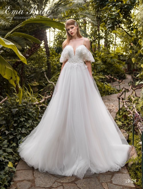 Model 19-24 | Buy wedding dresses wholesale by the ukrainian manufacturer Emabride