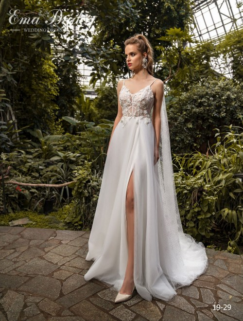 Model 19-29 | Buy wedding dresses wholesale by the ukrainian manufacturer Emabride