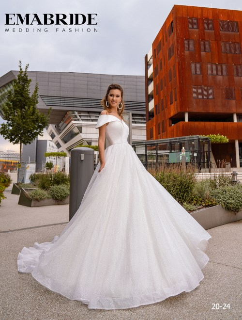 Model 20-24 | Buy wedding dresses wholesale by the ukrainian manufacturer Emabride