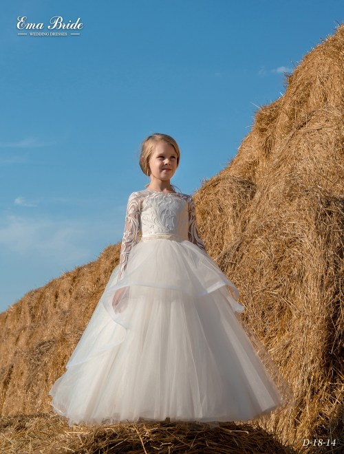 Branded children evening Dresses 2018 purchase in Ukraine