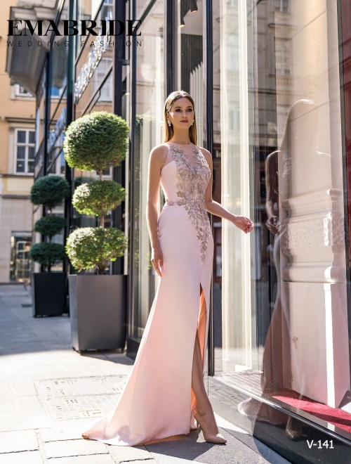 Model V-141 |  Buy evening dresses wholesale by the ukrainian manufacturer Emabride