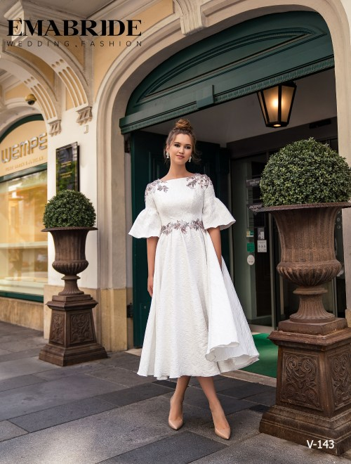 Model V-143 |  Buy evening dresses wholesale by the ukrainian manufacturer Emabride