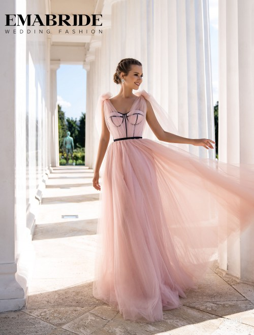 Model V-144 |  Buy evening dresses wholesale by the ukrainian manufacturer Emabride