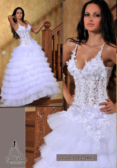 видеть знакомую женщину в свадебном платье