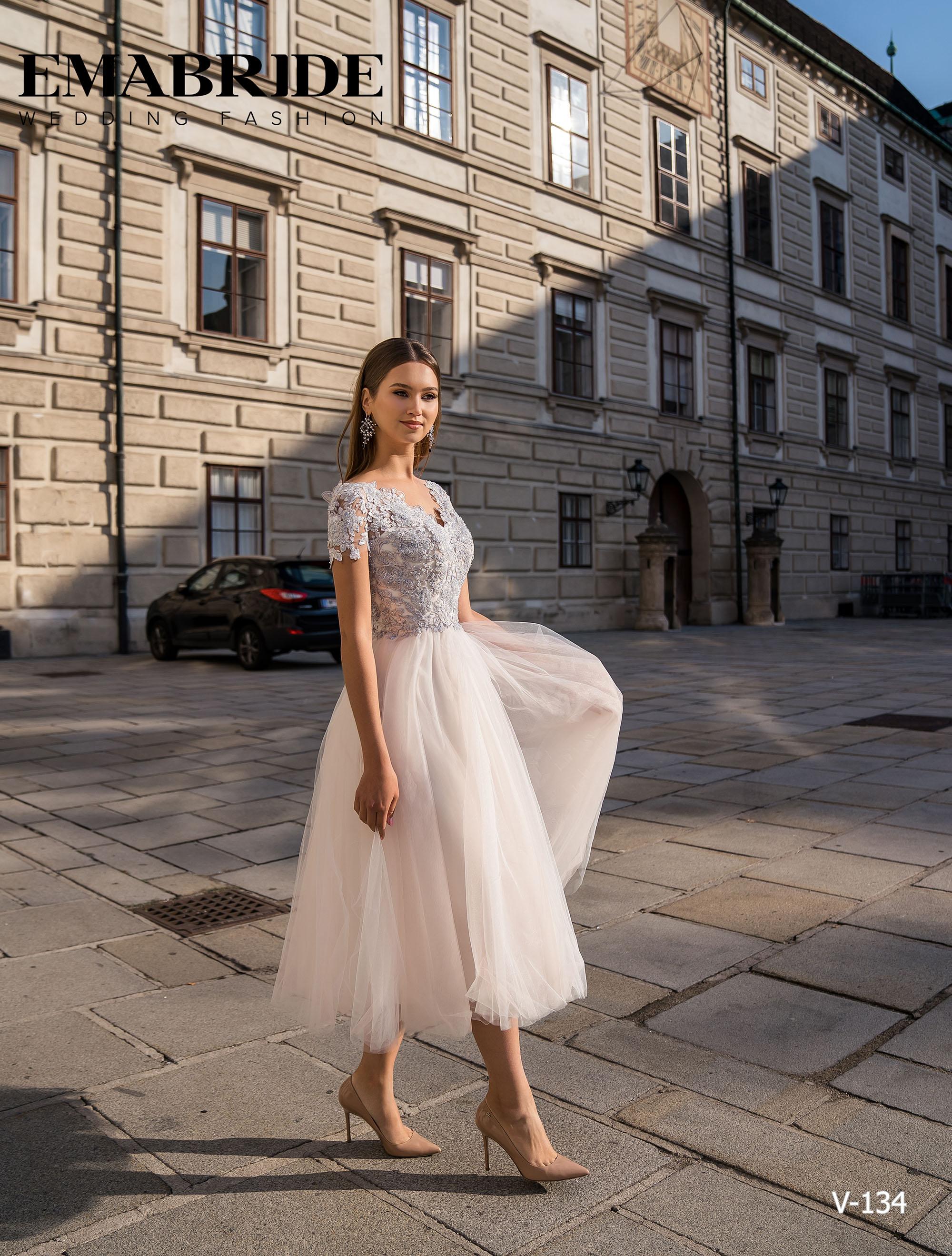 Model V-134 |  Buy evening dresses wholesale by the ukrainian manufacturer Emabride-3